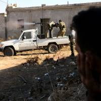 Rebels seize Syrian city in Islamic State group's end-of-days prophesy