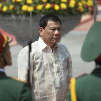 Duterte apologizes just to Jews for comparing his drug war to Hitler's Holocaust