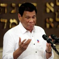 Philippines' Duterte gets high ratings in poll