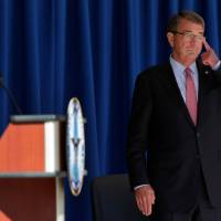 IG report claims Ash Carter's ex-top aide went to Rome, Seoul strip clubs, drank heavily