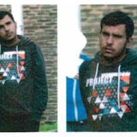 Bomb plot suspect Syrian Jaber Albakr, 22, from Damascus is seen in this photo released by police, who are urging anyone with any information of his whereabouts to contact authorities. | POLICE SACHSEN VIA AP