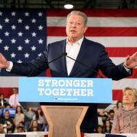 Cautionary tale: Al Gore, ghost of hanging chads past, warns every vote really matters