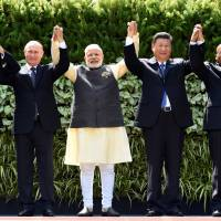At BRICS summit, Modi accuses Pakistan of being 'mother-ship of terrorism'