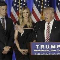 Ivanka Trump believes father will respect vote results