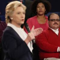 Undecided questioner Kenneth Bone becomes internet star following second presidential debate