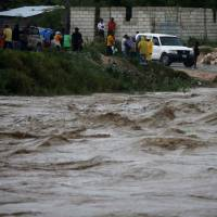 Haiti falls 'deeper into misery' as Hurricane Matthew pounds poor areas; at least nine dead