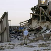Hurricane Matthew's blow was less than feared in U.S.
