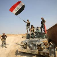 Limited gains in first week of Iraq's Mosul offensive
