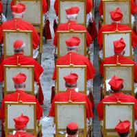 During Vatican event, Pope Francis promotes 17 prelates to cardinals, adding to potential successors