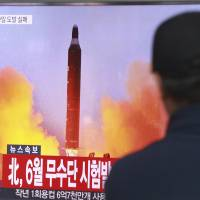 U.S. military detects failed North Korean launch of apparent Musudan missile