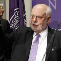 Nobelist takes jab at Trump, jokes 'I'm not very smart' as IRS will get its cut