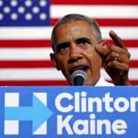 Obama calls Trump stance on conceding dangerous; 10th woman alleges sexual assault