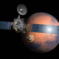ESA loses status data updates from Europe's Mars orbiter