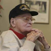Raymond Haerry, one of the last USS Arizona survivors of the Pearl Harbor attack, dies at 94