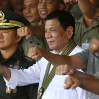 Philippines puts joint patrols with U.S. on hold