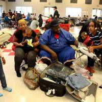 Florida shelters fill fast ahead of 'catastrophic' storm; some evacuees refused