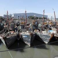 South Korea vows greater force against intruding Chinese fishing boats
