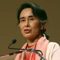 Reported attacks on Rohingya heap pressure on Suu Kyi ahead of five-day visit to Japan