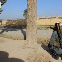 Taliban attack Kunduz year after once seizing city