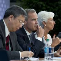 World Bank and IMF take on opposition to globalization