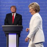In last debate, Trump refuses to pledge to respect a Clinton victory