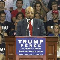 1960s black civil rights activist backs Trump, takes flak