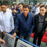 Philippine president says he won't sever ties with U.S.