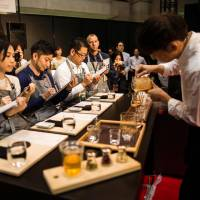 Japan perks up to serious coffee