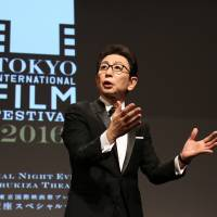 Ichiro Furutachi overwhelms film festival crowd with nonstop chatter