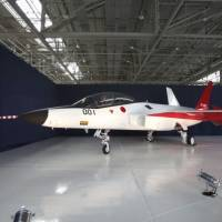 Difficult choice on Japan's new stealth jet fighter looms over Tokyo air show