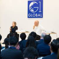 Japan global forum looks at ways to get ahead in world of rapid change