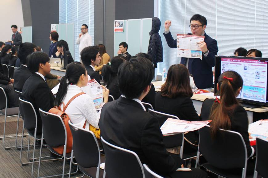 Tokyo-based employment matchmaker targets Southeast Asian students