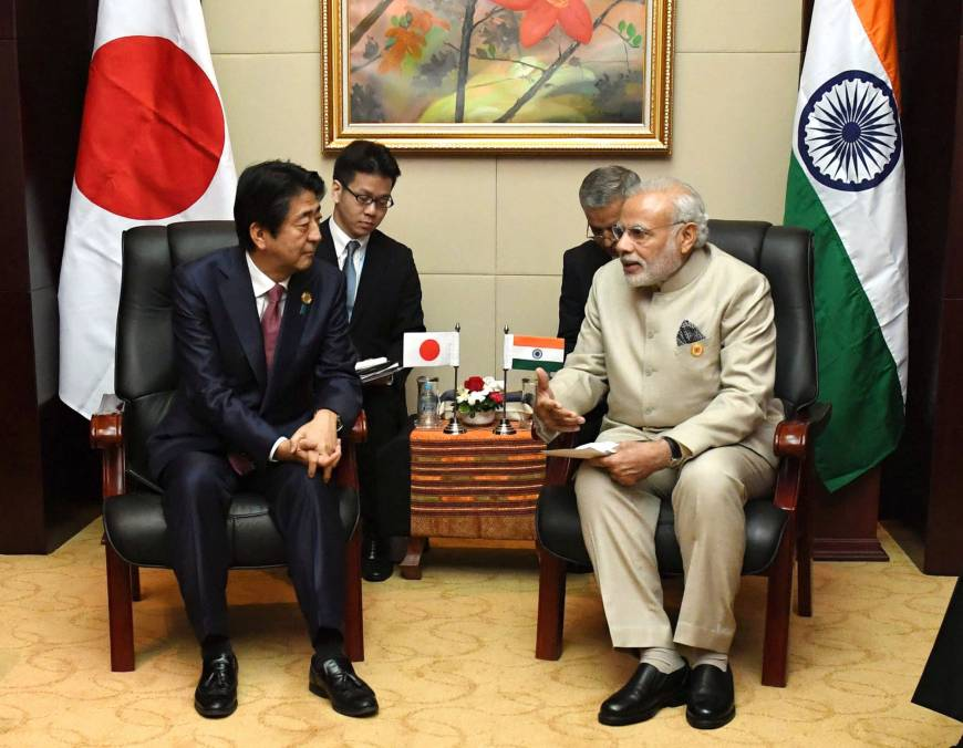 Japan, India to sign nuclear cooperation pact in mid-November