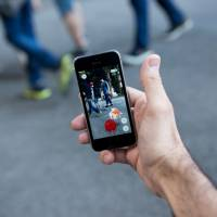 A man was convicted Monday over a fatal accident that occurred while he was playing 'Pokemon Go.' | BLOOMBERG