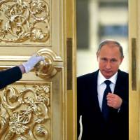 Russian President Vladimir Putin will take part in an economic forum in Tokyo hosted by Keidanren during his two-day visit to Japan in December. | REUTERS