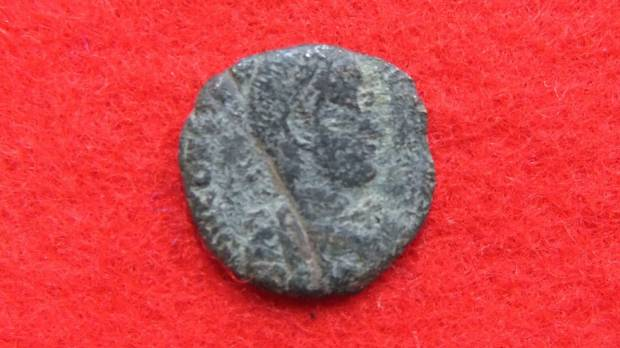 Scientists stumped by find at Okinawa castle of Roman, Ottoman coins dating centuries apart