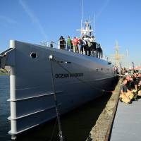 Sea Shepherd gets fast anti-whaling ship