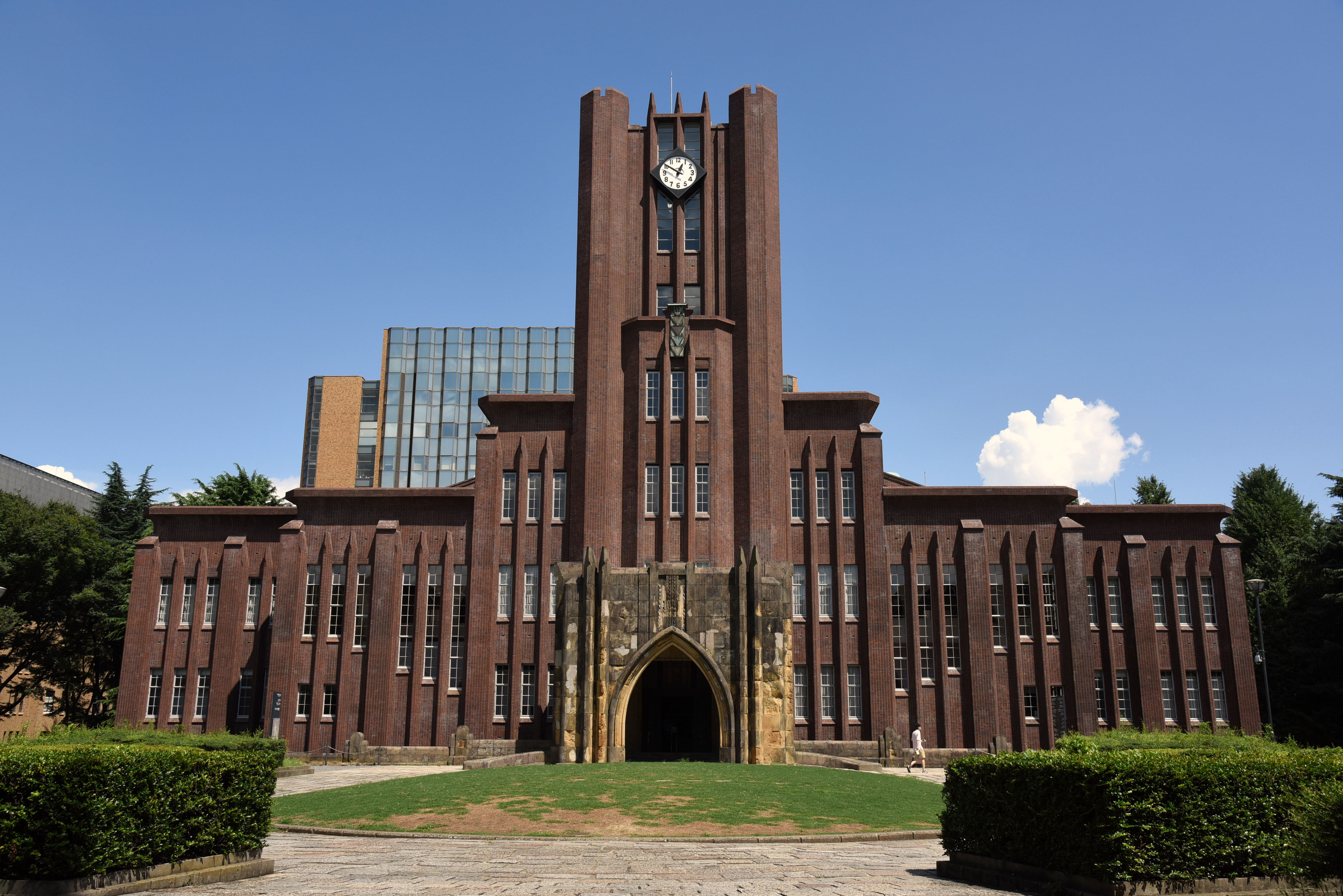 Suspicions have been raised about research by six professors at the University of Tokyo. | SATOKO KAWASAKI