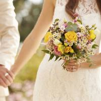 The average cost of wedding ceremonies and receptions hit an all-time high in fiscal 2015. | ISTOCK