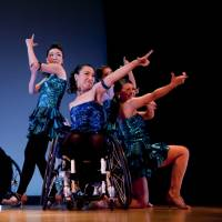 Disabled artists from Osaka aim to bring wheelchair dancing to international stage