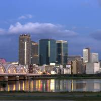 Part of Yodogawa Ward in Osaka. The ward has been implementing measures to help LGBT people. | ISTOCK