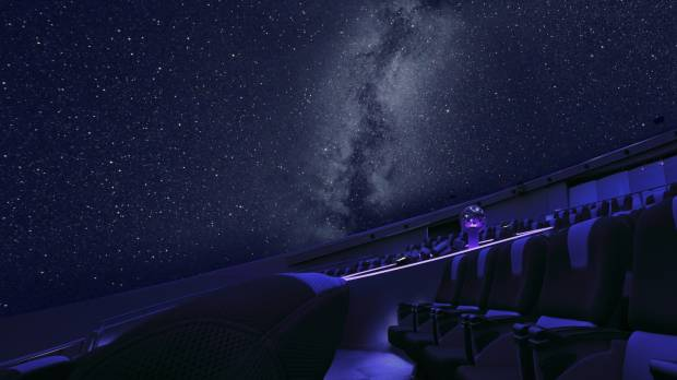 Mie museum's planetarium system lands Guinness record for most stars displayed