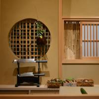 Refined and simple: The interior of Zeshin is an unmistakably Japanese setting for classic Japanese food (with a few surprises). | J.J. O'DONOGHUE