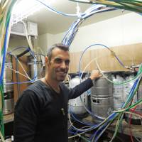 General Manager Eldaad 'Dede' Bribrom runs Goodbeer Faucets. | DAVEY YOUNG