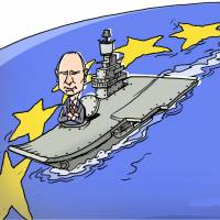 Why Putin is unleashing his only aircraft carrier