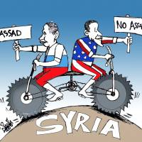 Separating fact from fiction in the many 'truths' on Syria