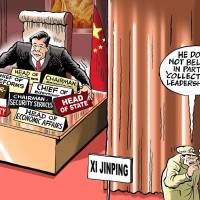 China's Xi Jinping courts emperor's syndrome