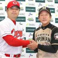 Carp, Fighters fired up for Japan Series opener