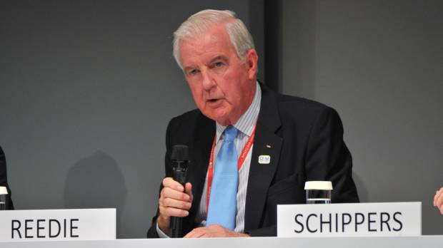 WADA chief Reedie calls on Abe to provide more funding to fight doping