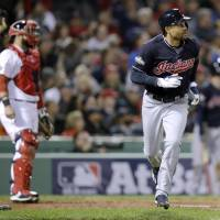 Indians sweep BoSox, reach ALCS